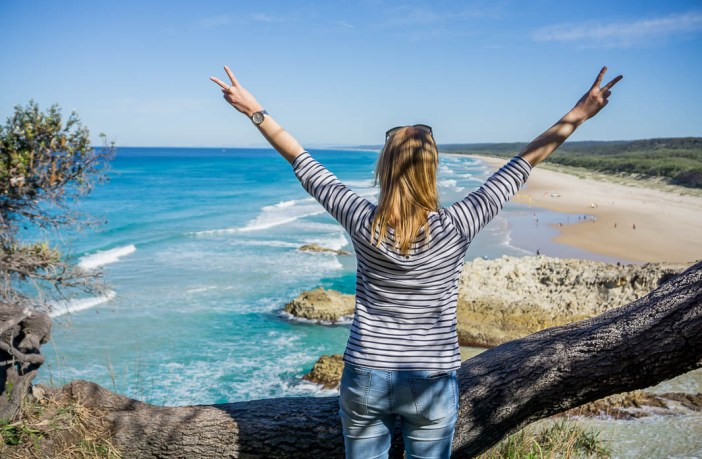 From the ferry, to using the buses to finding out what there is to do, here's everything you need to know about taking a day trip to Stradbroke Island.