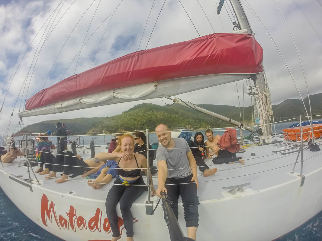 Taking a sailing tour to the Whitsunday islands is a must do in Australia. Here is my review of my trip with Matador to help you plan your trip.