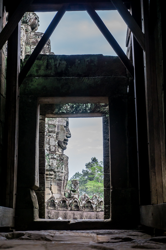 Planning a trip to Angkor Wat? I spent 1 day at Angkor Wat and it was incredible to see. Here are some of my favourite photos from my trip around the small circuit at Angkor Wat.