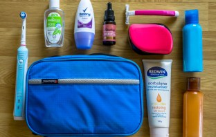 Are you planning for a backpacking trip? Perhaps you're about to start an around the world trip or are backpacking Australia on a working holiday visa to name a few! Here are my 20 essential toiletries for backpacking so you'll be prepared for whatever trip you're taking. #toiletriesforbacking #packingtips #backpackingtips #roundtheworldtravel #rtwtravel #whattopack #backpackingessentials