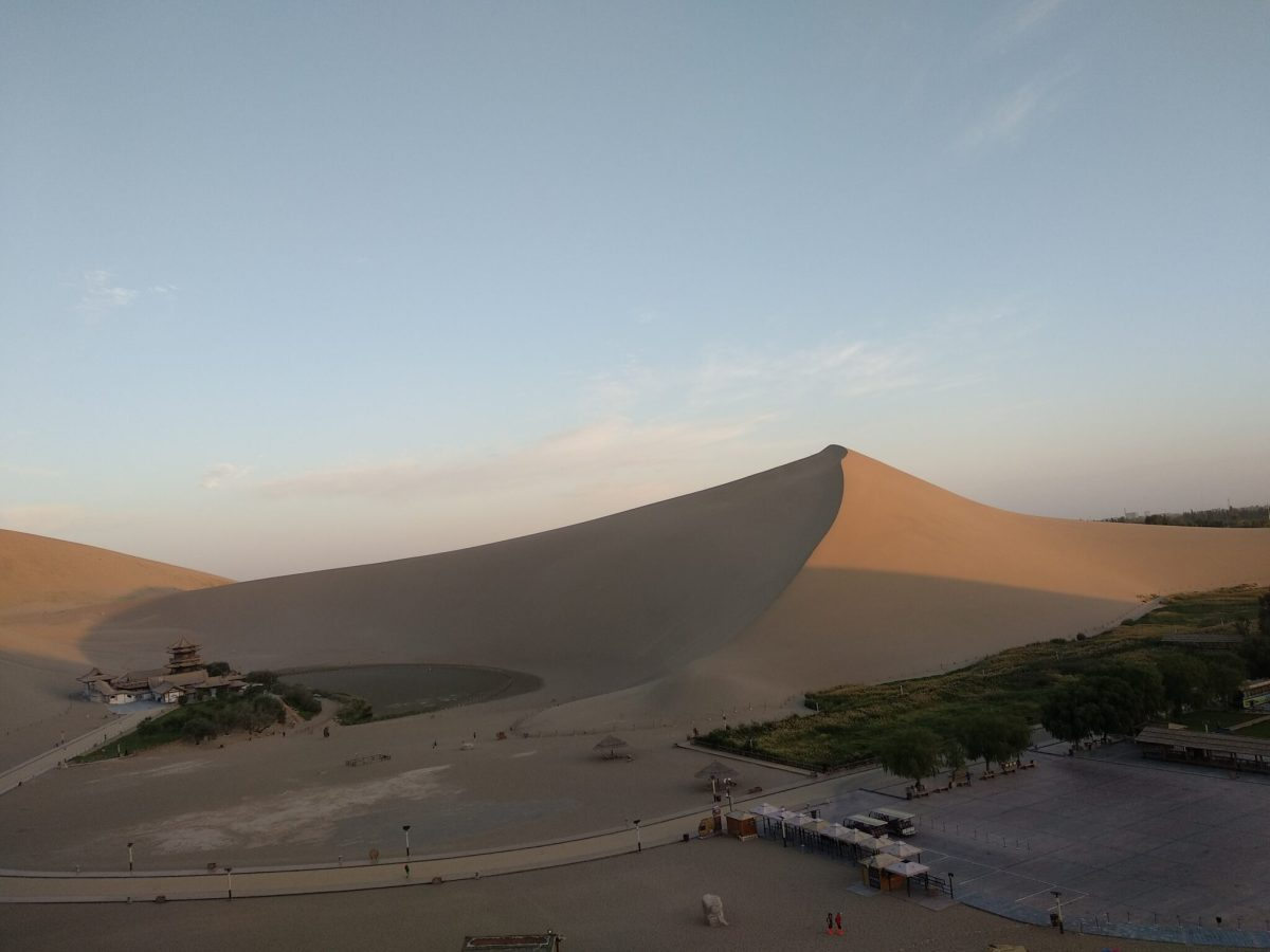 Silk Road, China road trip