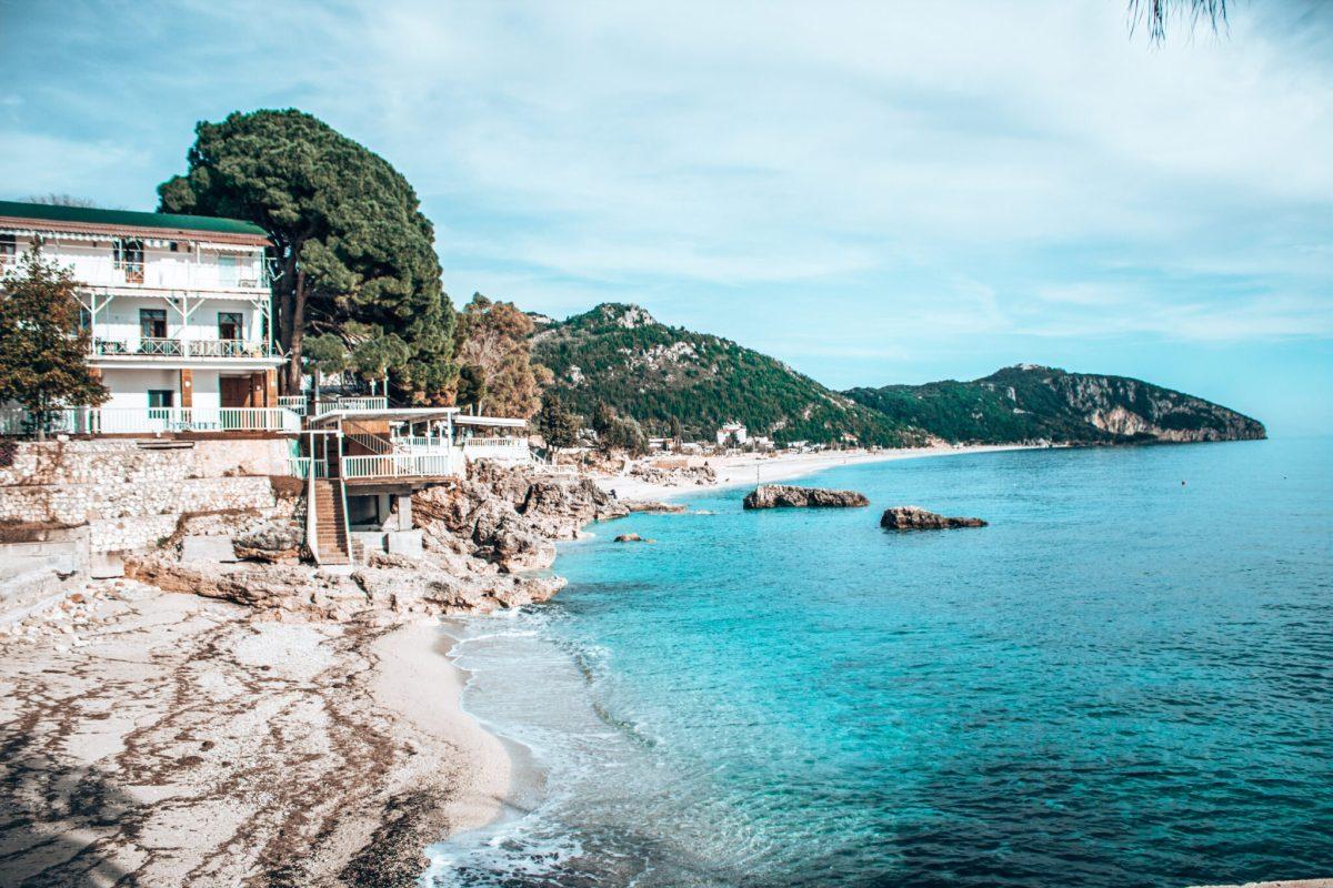 Albanian Riviera road trip