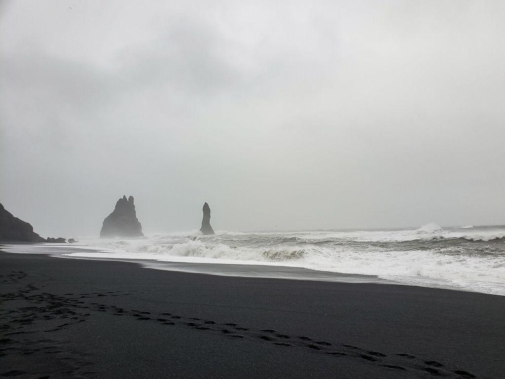 Iceland south coast road trip