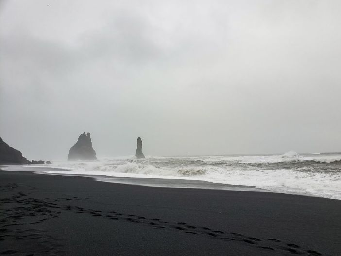 Iceland south coast road trip