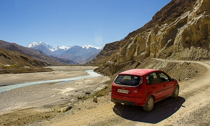 Spiti Valley, the Himalayas road trip