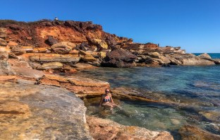 Planning a trip to Broome as part of your Western Australia road trip? It may be small but there are so many things to do in Broome for free or cheap. Click here for the ultimate list of the best things to do in Broome, where to eat in Broome and the best road trips from Broome. #broome #westernaustralia #westernaustraliaroadtrip #broomewa