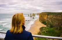 Everything you need to know to plan the best Adelaide to Melbourne Drive via the Great Ocean Road including where to go, how long to visit & where to stay. #adelaide #melbourne #australiaroadtrip #southaustralia #roadtripitinerary #bestroadtrips #greatoceanroad #kangarooisland.