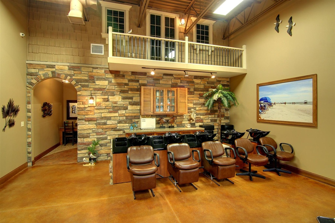 Allure Hair Salon Amp Spa Home
