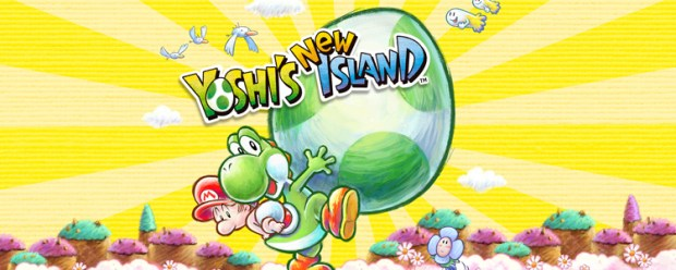 Yoshi's New Island - 3DS