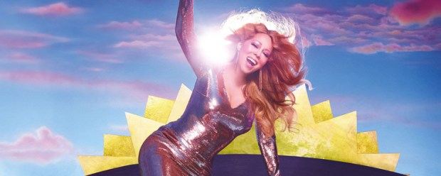 Mariah Carey - Sweet Sweet Fantasy Tour (1)