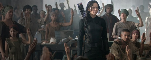 The Hunger Games, Mockingjay (Part 1) (2)