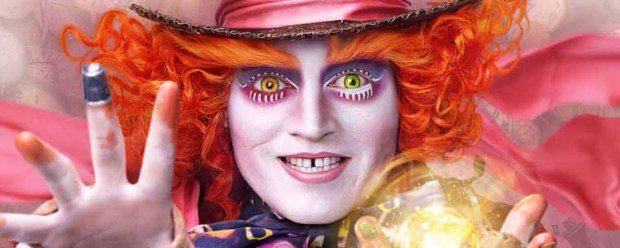 Alice Through The Looking Glass - Johnny Depp (1)