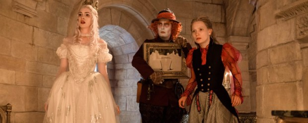 Alice Through The Looking Glass - Johnny Depp (2)