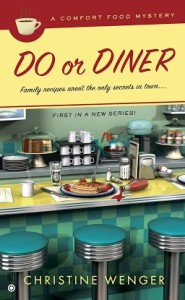 DO OR DINER COVER 2