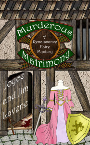 Murderous Matrimony book cover
