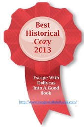 2013 best historical cozy