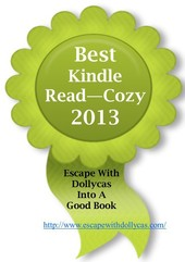 2013 best kindle read  - cozy