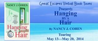 hanging b a hair large banner316