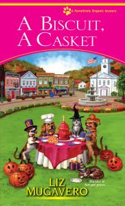 A Biscuit, A casket.indd