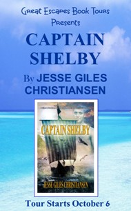 CAPTAIN SHELBY  SMALL BANNER