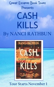 CASH KILLS SMALL BANNER