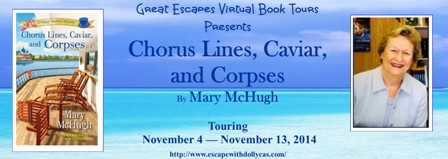 chorus lines caviar and corpses   large banner448