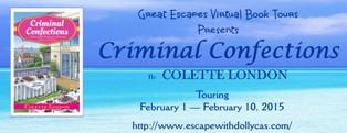 great escape tour banner large criminal confections314