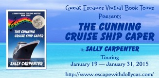 great escape tour banner large cunning cuise ship caper327