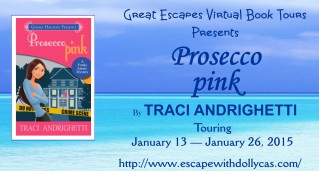 great escape tour banner large prosecco pink319