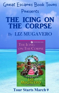 THE ICING ON THE CORPSE SMALL BANNER