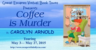 coffee is murder large banner316