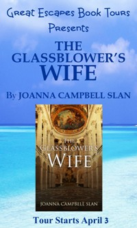 glass blowers wife  SMALL BANNER