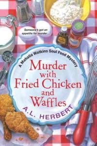 murder with chicken and waffles