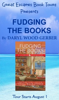 FUDGING THE BOOKS SMALL BANNER
