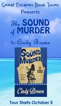 THE SOUND OF MURDER SMALL BANNER