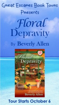 floral depravity SMALL BANNER