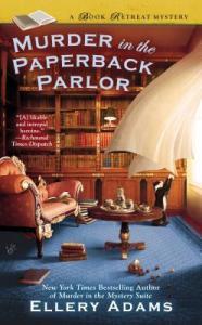 murder paperback parlor
