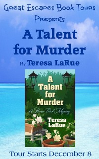A TALENT FOR MURDER small banner
