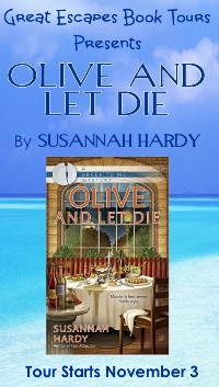 OLIVE AND LET DIE SMALL BANNER
