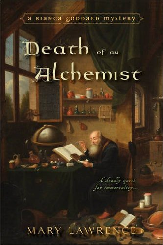 DEATH OF AN ALCHEMIST