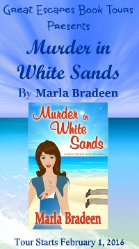 MURDER IN WHITE SANDS small banner