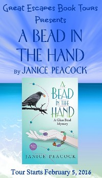 A BEAD IN THE HAND small banner