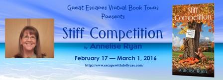 STIFF COMPETEION large banner448