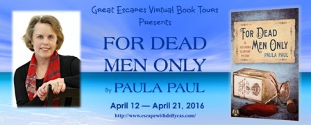 FOR DEAD MEN ONLY large banner448