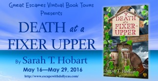 DEATH AT A FIXER UPPER large banner322