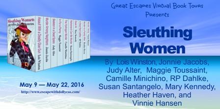 SLEUTHING WOMEN large banner448