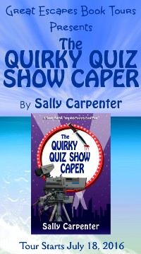 QUIRKY QUIZ SHOW small banner