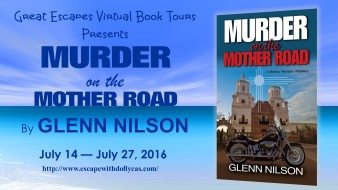 murder on the mother road large banner338
