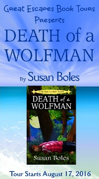death of a wolfman small banner