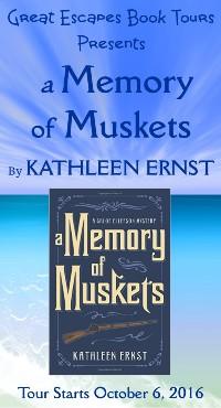 MEMORY OF MUSKETS small banner